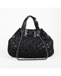 76846a7282be Chanel - Quilted Iridescent Calfskin