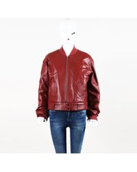 802ceeb41 Lyst - Simon Miller X Paramount Grease Faux Leather Biker Jacket in ...