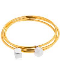 Uribe - Sylvia Set Of 3 Bracelets - Lyst
