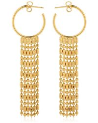 Philippe Audibert - Jessy Hoop Earrings - Lyst