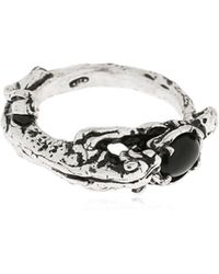 Alcozer & J - Panther Ring - Lyst