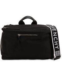 Givenchy Pandora ナイロンバッグ - ブラック