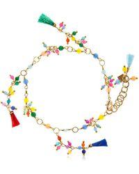 Rosantica - Allegria Ankle Bracelet - Lyst