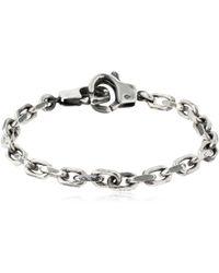 Cantini Mc Firenze - Handcuffs Chain Bracelet - Lyst