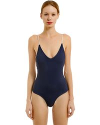 Albertine - Divine Lycra One Piece Swimsuit - Lyst