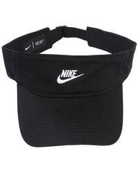 Nike - Visiera Con Logo - Lyst