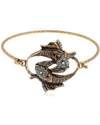 Alcozer & J - Marine Bangle Bracelet - Lyst