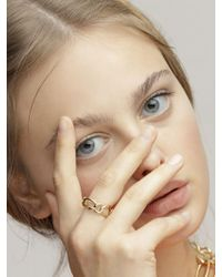 FEDERICA TOSI - Small Bolt Ring - Lyst