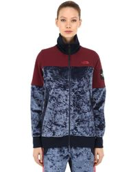 The North Face - City Velvet Track Jacket - Lyst