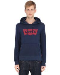 Levi's - Logo Crewneck Sweatshirt - Lyst