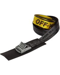 Off-White c/o Virgil Abloh - 25mm Mini Nylon Industrial Webbing Belt - Lyst