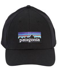 Patagonia - P-6 Logo Organic Cotton Hat - Lyst