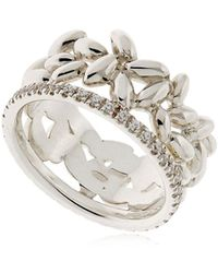 Bea Bongiasca - Rice Is Life Silver Ring - Lyst