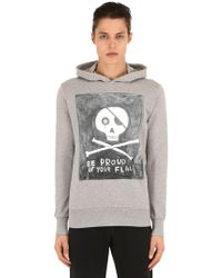 Hydrogen - Flag Pride Cotton Sweatshirt Hoodie - Lyst