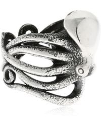 Cantini Mc Firenze - Jellyfish Ring - Lyst