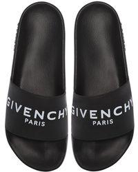 Givenchy - Sandali In Gomma - Lyst
