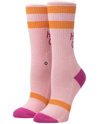 Stance - Heaps Cool Cotton Blend Socks - Lyst