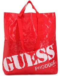 Guess - Farmers Market Tote Bag - Lyst