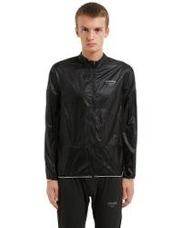 914d10610e06 Nike Nikelab Aeroloft Zip Off Running Jacket in Black for Men - Lyst