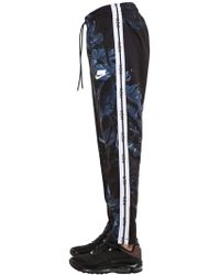 Nike - Printed Techno Track Pants - Lyst