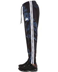 Nike - Pantaloni In Techno Tessuto - Lyst