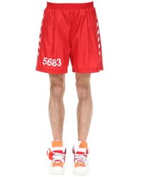"Hummel - Shorts ""willy Chavarria"" - Lyst"