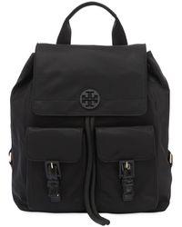 Tory Burch - Quinn Nylon Backpack - Lyst