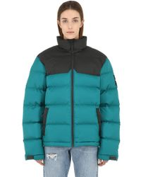 The North Face - 1992 Nuptse Printed Down Jacket - Lyst