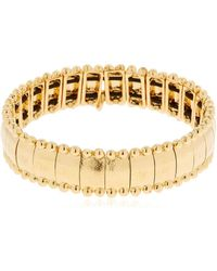 Philippe Audibert | Lou Gold Plated Bracelet | Lyst