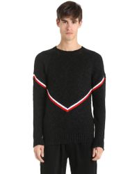 Moncler - Maglia In Lana - Lyst