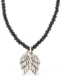 Cantini Mc Firenze - Wings Beaded Necklace - Lyst