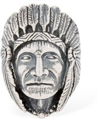 Cantini Mc Firenze - Great Indian Head Ring - Lyst