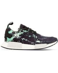 "adidas Originals - ""Sneakers """"nmd_r1"""" In Primeknit"" - Lyst"
