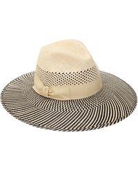 Borsalino - Sophie Quito Straw Hat - Lyst