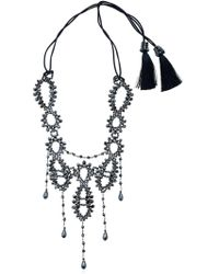Night Market - Pendant Deco Necklace - Lyst