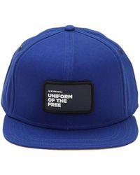7907224cdad5a G-Star RAW - Uotf Data Cotton Twill Snapback Hat - Lyst