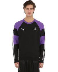 Puma Select - Sankuanz Cotton Sweatshirt - Lyst