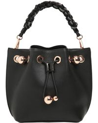 Sophia Webster - Romy Mini Leather Bucket Bag - Lyst