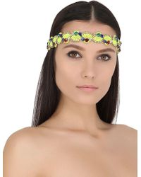 Deepa Gurnani - Ladies Beaded Headband - Lyst