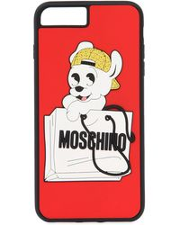 Moschino | Pudgy Printed Iphone 7 Plus Cover | Lyst