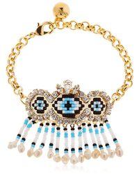 Shourouk - Mambo Eye Bracelet - Lyst