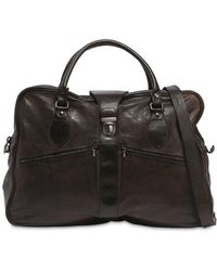 Numero 10 - Zermatt Leather Bag - Lyst
