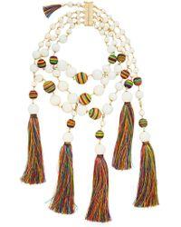 Rosantica - Arlecchino Multi Strand Necklace - Lyst