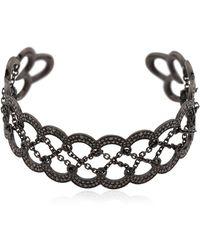 Colette | Entwined Corset Cuff Bracelet | Lyst