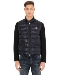 Moncler - Gui Quilted Nylon Down Vest - Lyst