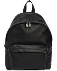 Eastpak - 24l Padded Pak'r Leather Backpack - Lyst