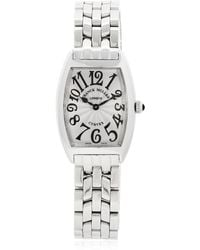 Franck Muller - Curvex Quartz Watch - Lyst