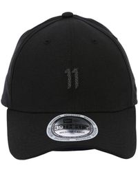 Boris Bidjan Saberi 11 - New Era Embroidery Logo Baseball Hat - Lyst bb894eee3675