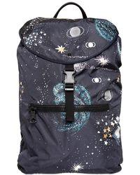 Valentino - Cosmos Printed Nylon Backpack - Lyst