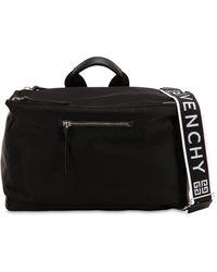 "Givenchy - Borsa ""pandora"" In Nylon - Lyst"